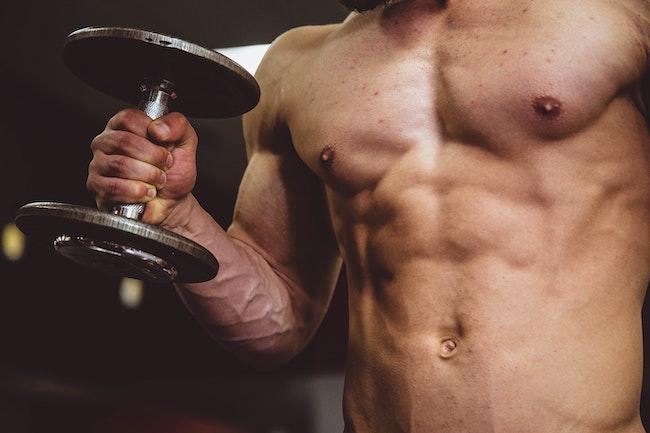 Entrenamiento y Suplementos Para Hombres de 40 Años